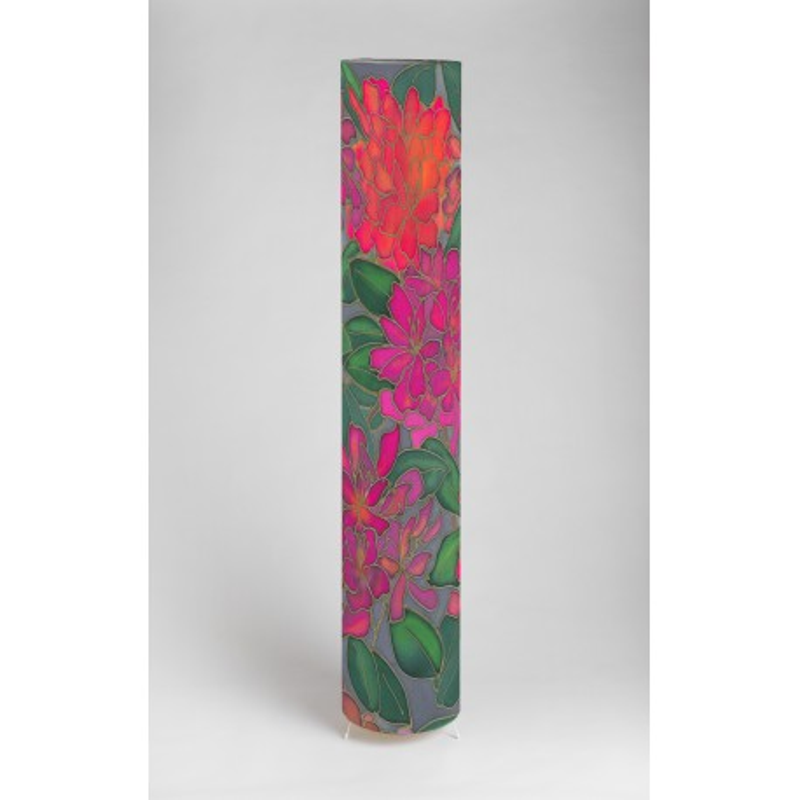 Rhododendron print floorlight