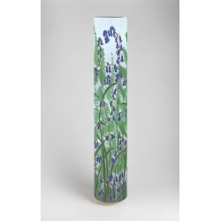 Ferns and bluebells print floorlight