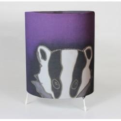 Badger night light