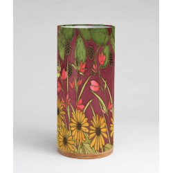 Autumn Hedgerow silk tablelight