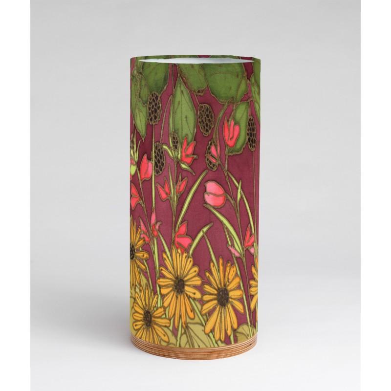 Autumn Hedgerow silk tablelight
