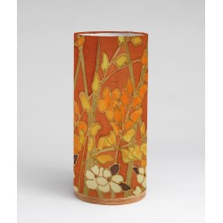 Crocosmia silk tablelight