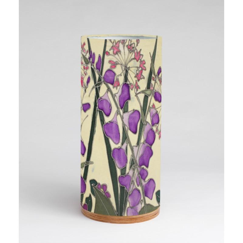 Cream garden silk tablelight