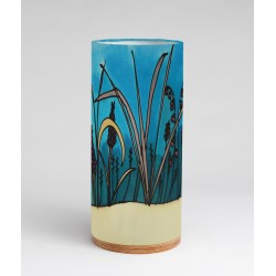 Seagrasses silk tablelight