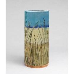 Sand dunes silk tablelight
