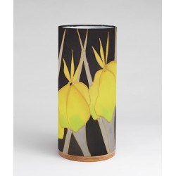 Iris silk tablelight