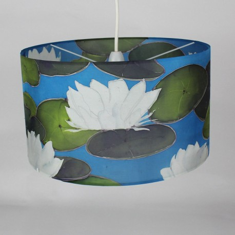 Water Lilies Ceiling Shade