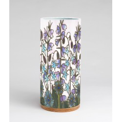 Cornflower silk tablelight