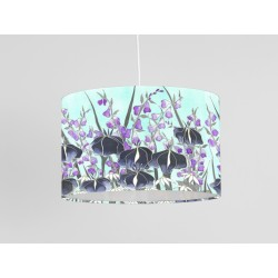 Dawn Hedgerow print ceiling shade