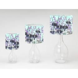 Birds print lampshade
