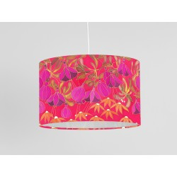 Dusky Hedgerow (SP) print ceiling shade