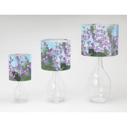 Foxgloves print tableshade