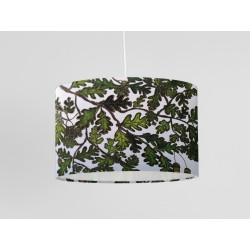 Oakleaves ceiling shade