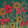 Summer Meadow greetings card