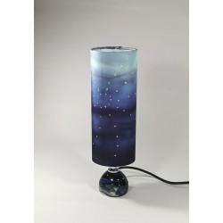 Urchin II silk lamp