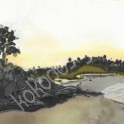 Ards Forest Park greetings card