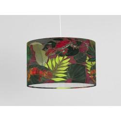 Gecko print lampshade